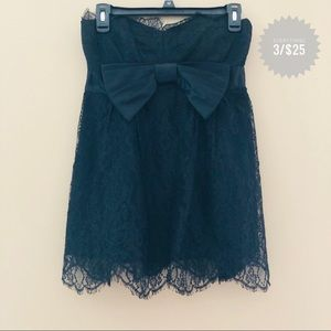 Women's NANETTE LEPORE lace sleeveless dress